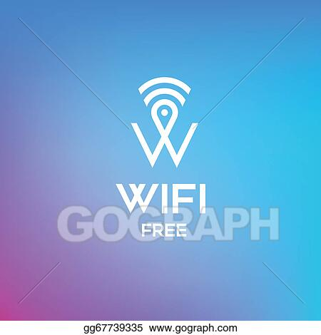 Vector Art - Free wifi symbol for business or commercial use