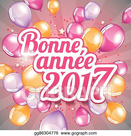 french happy new year 2017