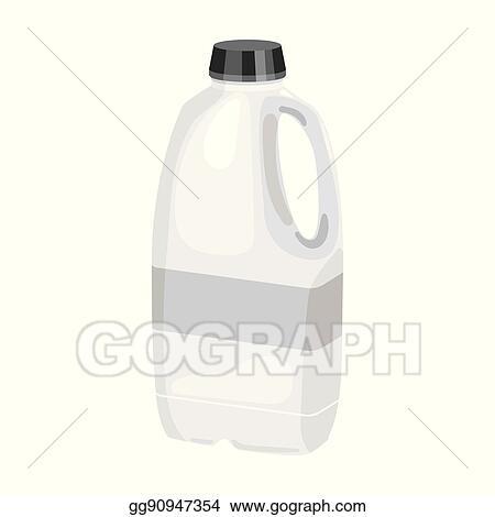 Gallon Of Milk Drawing