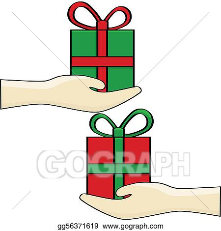 gift giving clip art royalty free gograph rh gograph com gift certificate clipart christmas gift certificate clipart