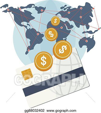 Credit Card clipart - Money, Hand, transparent clip art