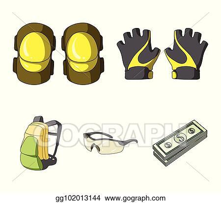78906ef09d82 Vector Clipart - Gloves