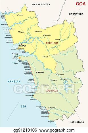 EPS Vector - Goa map. Stock Clipart Illustration gg91210106 ... on madras map, vasco da gama, calicut map, mangalore map, states of india, malacca on map, ooty map, bay of bengal map, macau map, new delhi, tamil nadu, kerala map, calcutta map, drass map, road map, lisbon map, cape verde map, canton map, andhra pradesh, cape town map, india map, moluccas map, jammu and kashmir, gujarat map, pune airport map, cadiz map, uttar pradesh,