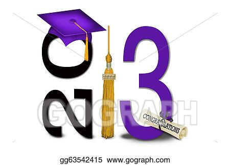 drawing gold tassel with purple grad hat clipart drawing rh gograph com Graduation Border Graduation Background