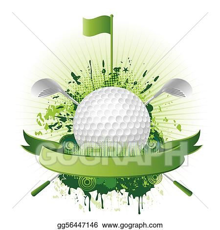 Golfing Clip Art - Royalty Free - GoGraph on