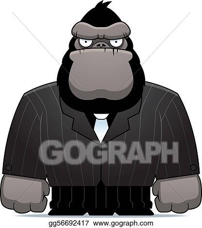 Gorilla Tie Clip
