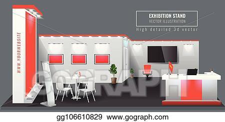 Exhibition Stand Mockup : Exhibition stand mockups mockups xyz