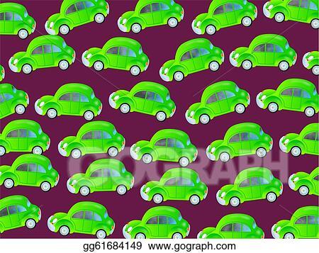 Green Car Wallpaper