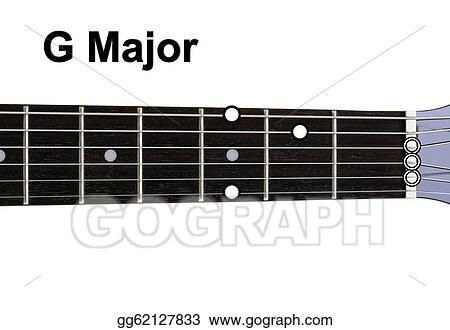 Clipart - Guitar chords diagrams - g major. guitar chords diagrams ...