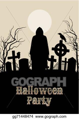 spooky clipart.html