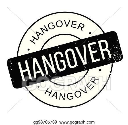 Hangover Clip Art - Royalty Free - GoGraph