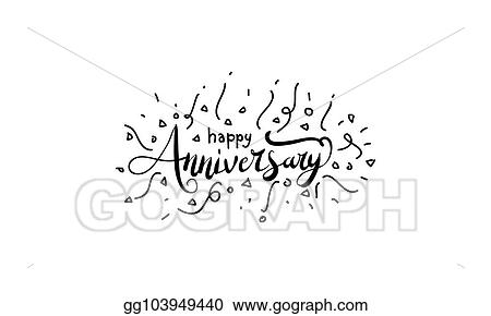 Happy Anniversary Clip Art Royalty Free Gograph