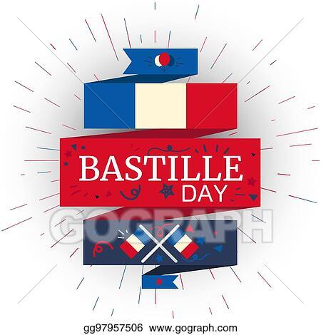 Vector clipart happy bastille day vector illustration gg97957506 happy bastille day m4hsunfo