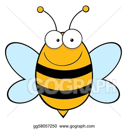 Bee Clip Art Royalty Free Gograph