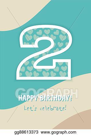 Happy Birthday 2 Years