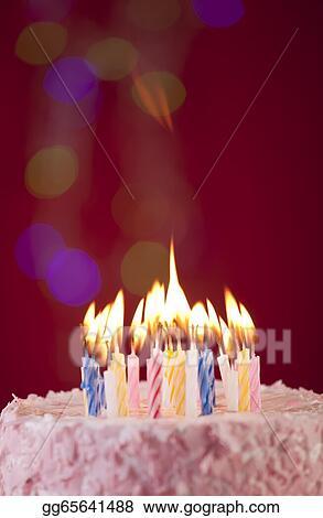 Stock Photography Happy Birthday Cake Stock Image Gg65641488