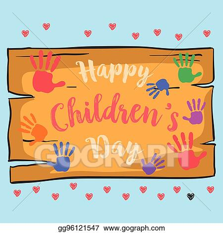 55 Very Beautiful Children's Day Wish Images And Pictures