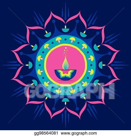 Vector art happy diwali greeting design clipart drawing happy diwali greeting design m4hsunfo