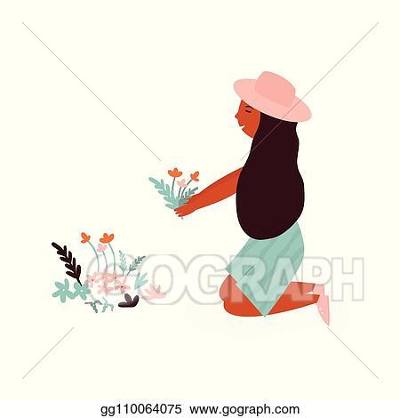happy farmer family cartoon character in organic rural farm - Download Free  Vectors, Clipart Graphics & Vector Art
