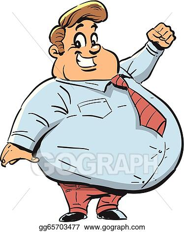 fat man clip art royalty free gograph rh gograph com fat man clipart images