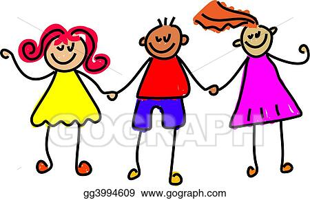 Kid Clipart Png - Happy Children Clipart - Free Transparent PNG Clipart  Images Download