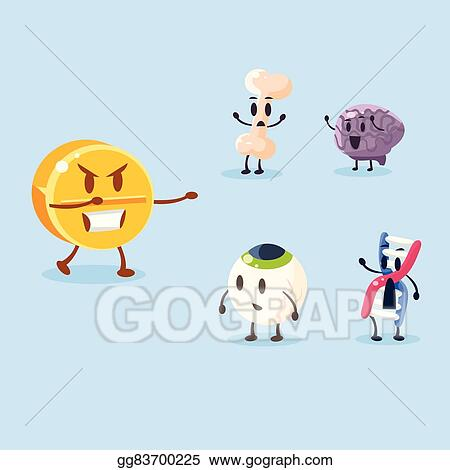 vector art harm of drugs vector illustration set eps clipart gg83700225 gograph harm of drugs vector illustration set