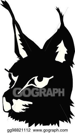 vector stock head of lynx stock clip art gg98821112 gograph