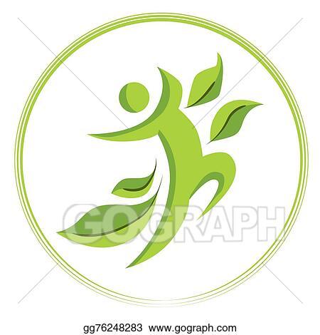 Vector Clipart Healthy Man Icon Vector Illustration Gg76248283