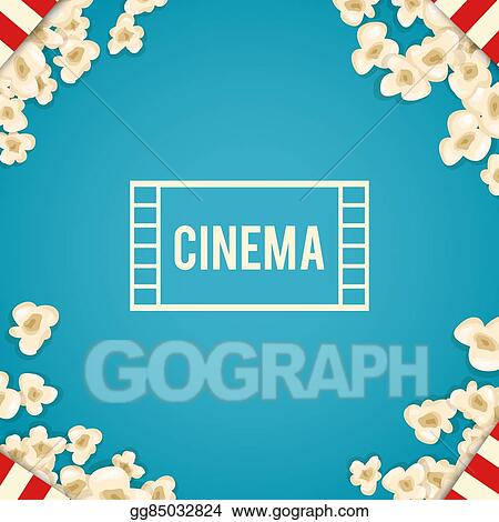 Three brown, blue, and red frames, Marquee Cinema , Movie background  transparent background PNG clipart | HiClipart