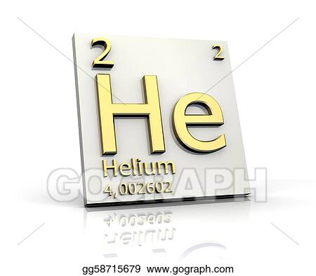 Drawing helium form periodic table of elements clipart drawing drawing helium form periodic table of elements 3d made clipart drawing gg58715679 urtaz Choice Image