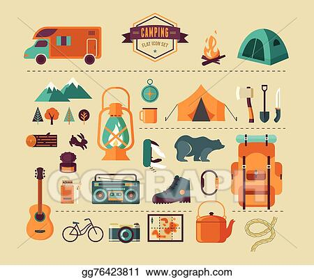 Hiking And Camping Equipment