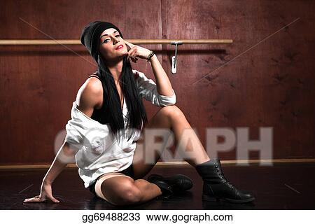 Stock Photography Hip Hop Dancing Girls Stock Photo Gg69488233 Gograph
