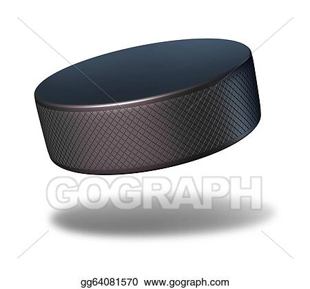 Stock Photograph Hockey Puck Stock Image Gg64081570 Gograph