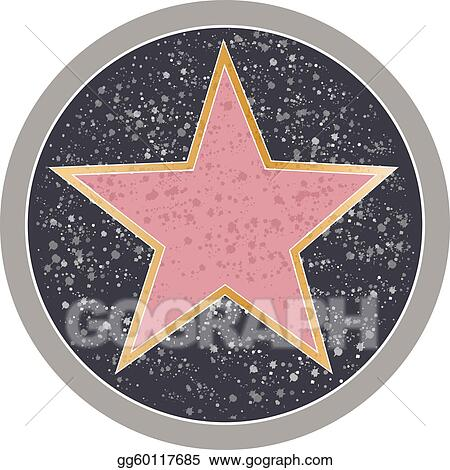 hollywood stars clip art royalty free gograph rh gograph com hollywood walk of fame star clipart hollywood star clipart