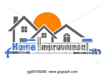 stock illustration home improvement clipart drawing gg56700280