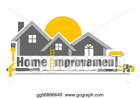 stock illustration home improvement clipart gg56896649 gograph