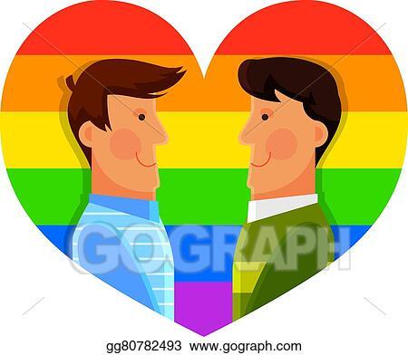 Homosexual clip art