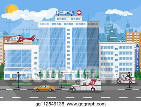 Isometric Medical Hospital Building Cross Icon Stock-Vektorgrafik  (Lizenzfrei) 1537268114