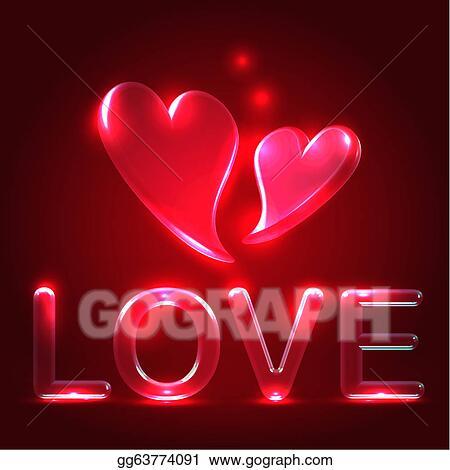 Hot Glass Passionate Love
