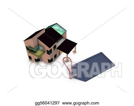 Stock Illustration Housing Price Tag Clipart
