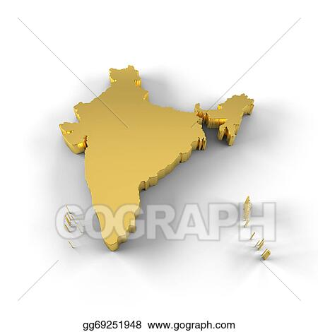 India Map on