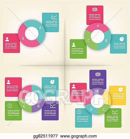 Vector Clipart Infographics Templates Vector Illustration