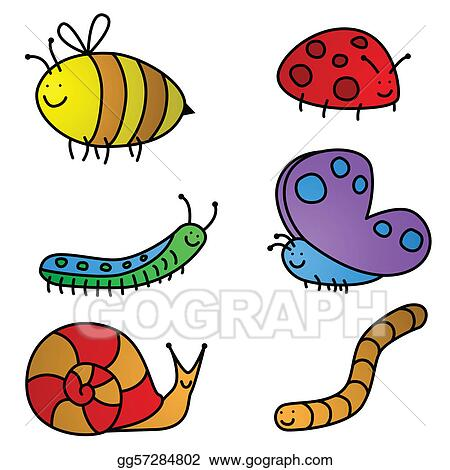 insect clip art royalty free gograph rh gograph com insect clipart for kids insect clipart for kids