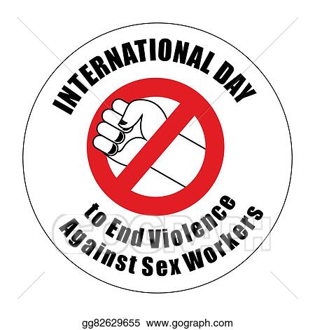 Vector Stock International Day To End Violence Against Sex Workers