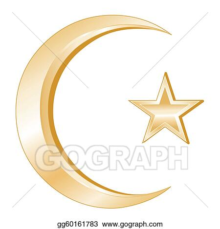 Vector Stock Islam Symbol Stock Clip Art Gg60161783 Gograph