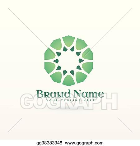 clip art vector islamic pattern shape logo design concept stock eps gg98383945 gograph https www gograph com clipart license summary gg98383945