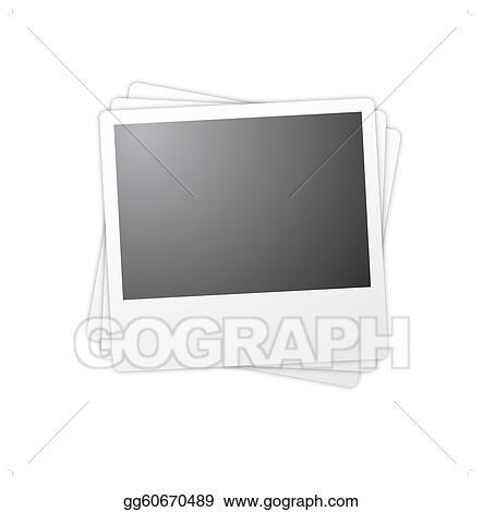 Vector Stock - Isolated polaroid frames . Clipart Illustration ...