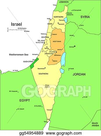 Vector Stock - Israel with administrative districts and surrounding on map of israel in old testament times, map of russia and ukraine, map of germany and israel, map of israel to color, map of west bank israel, map of middle east, map of west bank and gaza strip, map of countries around israel, map of iraq, map of gaza and israel, map of europe, map of africa, map of israel in jesus time, map of mid eastern countries, map of jerusalem, map of israel with cities, map of israel and palestine, israel neighboring countries, map of israel in biblical times, map of lebanon,