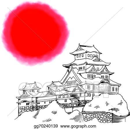 Japanese Landmarks Himeji Castle