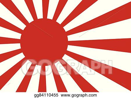 JAPANESE NAVY RISING SUN FLAG DECALSTICKERJDMWARSUNRISEENSIGN